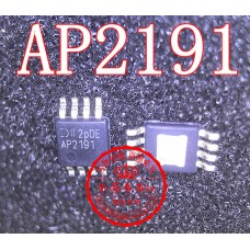 AP2191MPG-13 MSOP8 POWER SWITCH