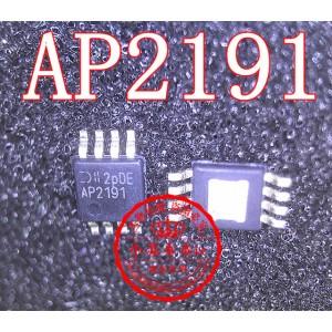 AP2191MPG-13 MSOP8 POWER SWITCH Коммутатор питания USB