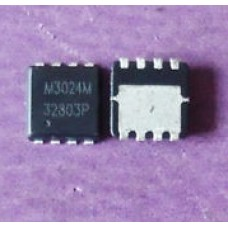 QM3024M3 Мосфет Mosfet транзистор N-Ch 30V 46A 9mΩ