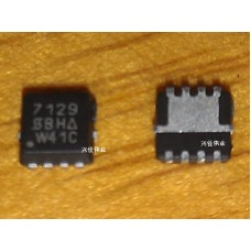 si7129DN p-channel mosfet мосфет