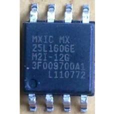 MX25L1606E 2Mb