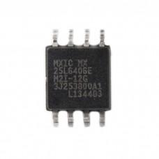 10 шт MX25L6406EM2I-12G SPI 8Mb SOIC8