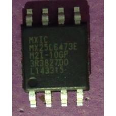 MX25L6473EM2I-10G Quad SPI SOIC8 8Mb