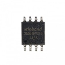 10 шт Winbond W25Q64FVSIG 8Mb SOIC8