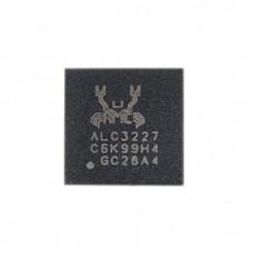 Микросхема аудио кодек ALC3227 QFN-48