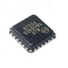 Микросхема сеть LAN8720A-CP QFN-24 ethernet controller