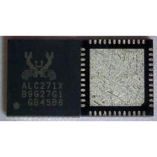 Микросхема аудио кодек ALC271x 6x6mm