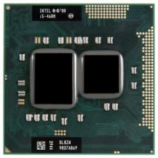 Процессор Intel Core i5-460M SLBZW