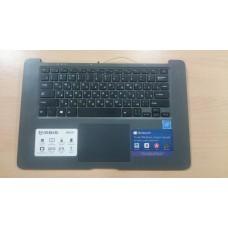 Верхняя панель топкейс с клавиатурой Irbis NB60