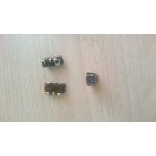Разъем гнездо для наушников микрофона аудио 3.5мм Asus X554 K555 R556L X555 VM590L X553M Y583LD K50 K55 X455 W519L F555