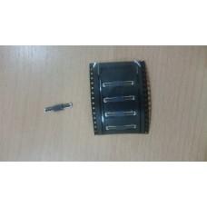 Разъем LVDS для подключения матрицы на материнских платах HP Quanta R53 R62 R63 R75 R76 R7x