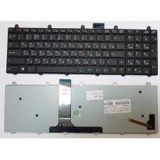 Клавиатура Clevo P157SM P177SM с подсветкой