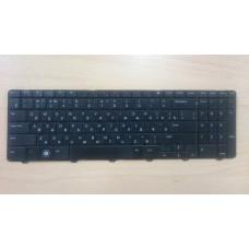 БУ Клавиатура для ноутбука Dell Inspirion N5010 M5010 NSK-DRASW