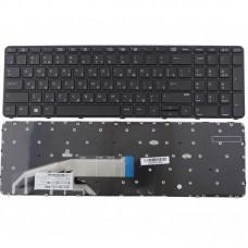 Клавиатура HP Probook 450 G3, 455 G3, 470 G3, 650 G2, 655 G2 с рамкой