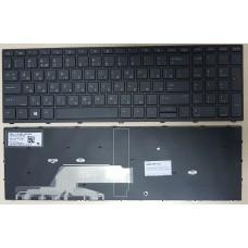 Клавиатура HP Probook 450 G5, 455 G5, 470 G5 с рамкой
