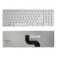 Клавиатура для ноутбука Packard Bell EasyNote LM81 LM82 LM85 LM94 TM01 TM05 TM80 TM81 TM82 TM83 TM85 TM86 TM87 TM89 TM93 TM94 TM97 TM98 TM99 TX86 белая