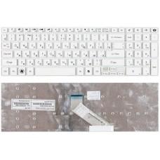 Клавиатура для ноутбука Packard Bell EasyNote TS11 TS13 TS44 TV11 LS11 LV11 LS13 LS44 NV55 NV57 P5WS0 P7YS0 white