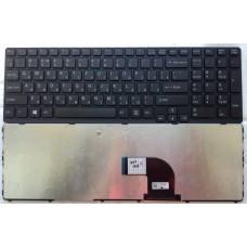 Клавиатура Sony Vaio SVE17 SVE171 SVE173 с рамкой
