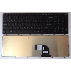 Клавиатура для ноутбука Sony Vaio SVE15 SVE151 черная