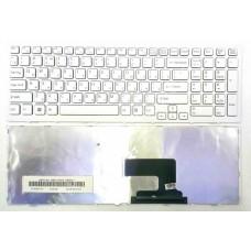 Клавиатура для ноутбука Sony Vaio VPCEH, VPC-EH white