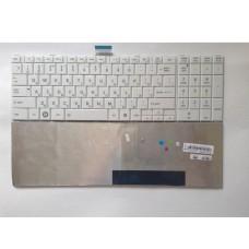 Клавиатура для ноутбука Toshiba Satellite C850 C855D L850D L855 L855D L870 L870D P850 белая
