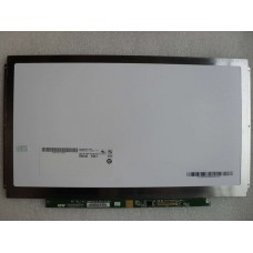 "Б/У 13.3"" матрица B133XW03 V.0 глян., 1366x768 LED slim 40 pin Верт. полоски планки по бокам"