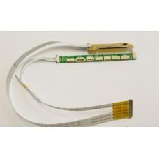 """Переходник адаптер CCFL to LED 15,6"""" для подключения 15,6 LED матрицы вместо 15,6 CCFL"""
