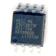 Микросхема памяти MX25U12873FM2I-10G