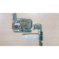 Материнская плата Asus EeePC 1015p rev 1.3G с доп платой IO Board охлаждением и шлейфами