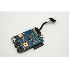 Плата USB Audio Card Reader Lenovo V570C B570 48.4PA04.01M LA57 с кабелем