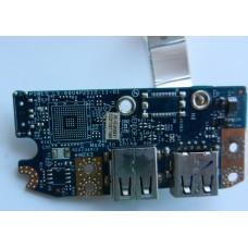 Плата USB P5WE0 LS-6904P Acer 5750 5750G
