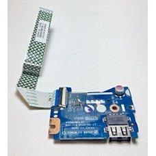 USB картридер плата с кнопкой включения Acer Aspire E15 es1-511 Packard Bell TF71BM Z5W1M LS-B471P