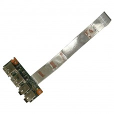 Плата USB Audio ASUS K53 A53S X53S K53S K53SD K53SV IO BOARD