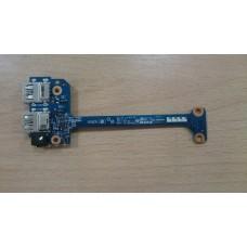 Плата USB HP Envy M6-1000 QCL50 LS-8714P