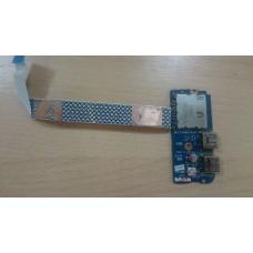 Плата USB картридер Lenovo U510 VITU5 LS-8971P