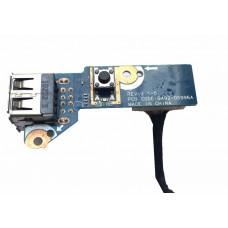 Плата USB кнопка включения Samsung R528 R530 R540 R730 RV510 BA92-05996A Bremen