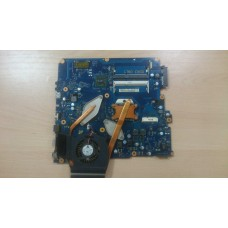 Материнская плата Samsung R525 R525L Bremen-DR с процессором и охлаждением