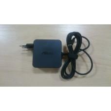 Блок питания Asus 5V/2A 9V/2A 12V/3A 15V/3A 20V/3.25A USB Type-C 65W Square