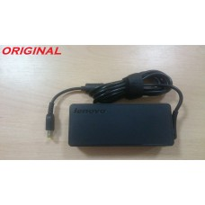 Блок питания для ноутбука Lenovo IdeaPad G500 ThinkPad X1 Carbon Yoga Series Flex 14 Flex 15 20V 4.5A 90W прямоугольный разъем оригинальный