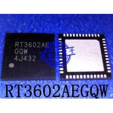 RT3602AE RT3602AEGQW QFN-48