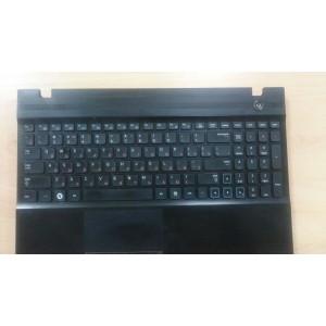 Верхняя панель топкейс с клавиатурой Samsung NP300V5A NP305V5A BA75-03214C