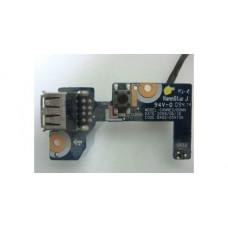 Плата USB кнопка включения Samsung R518 R620 R720 R520 R522 Cannes/Bonn BA92-05473A
