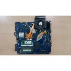 Материнская плата Samsung R525 R525L Bremen-DR с процессором N830 памяти 3gb  и охлаждением