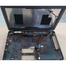 Корпус в сборе с петлями матрицы Samsung R525