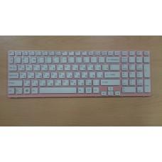 Клавиатура для ноутбука Sony Vaio SVE15 SVE151 с подсветкой