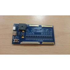 Тестер шлейфов матриц LVDS и eDP, шлейфов FPC и клавиатур ноутбуков KFCT_BIG