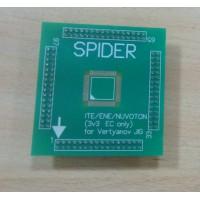 Плата расширения SPIDER для платы TETRIS