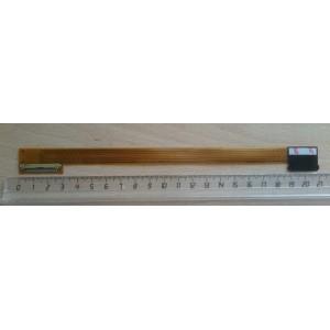 """Удлинитель переходник матрицы  15.6"""" 17.3"""" LED 21см"""