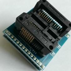 Адаптер Adapter SOP16-DIP16 ZIF 300mil