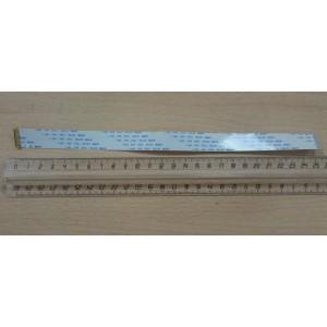 Кабель прямой 250мм 30pin шаг 0.5мм с разъемом 30pin eDP